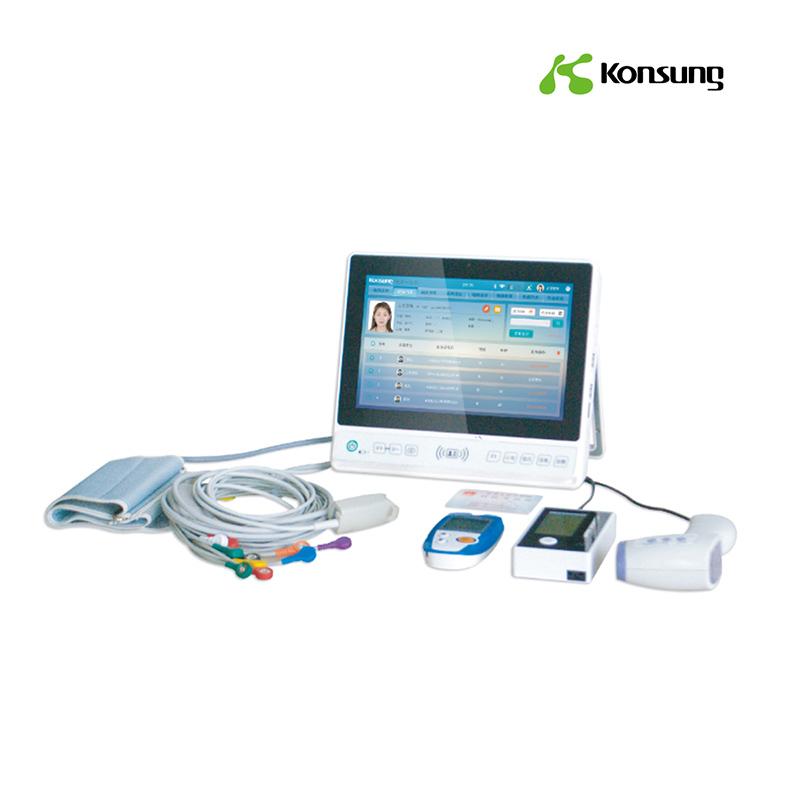 mobile handheld health monitor for integr (